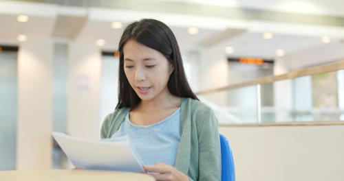 学資保険の用語を確認