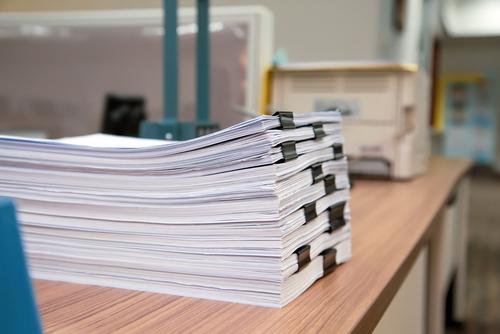 必要書類の準備